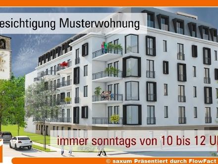 Neue Musterwohnung - ab 10/18. Modernes Wohnen! Baukindergeld sichern, bis 12.000 Euro/10 Jahre.