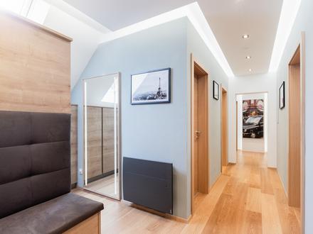 Möblierte 3-Zimmer Wohnung nähe Linzergasse