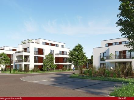 Traumhafte 4 Zimmer-Neubauwohnung mit tollem Balkon