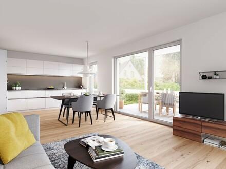 D1 - Neubauwohnung mit 3-Zimmer, Garten und Terrasse