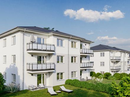 Neue 2-Zimmer-Wohnung mit Garage und Stellplatz - Ihr Perfektes Zuhause in Wilting