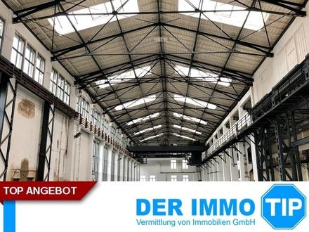 Neu saniert +++ 2.400 m² Produktions- und Lagerhalle an Dresdner Produktionsstandort zur Miete +++