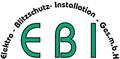 EBI Elektro-Blitzschutz-Installation