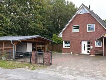 Freistehendes und ruhiges Domizil direkt am Naturschutz-Gebiet in Lüssum-Bockhorn