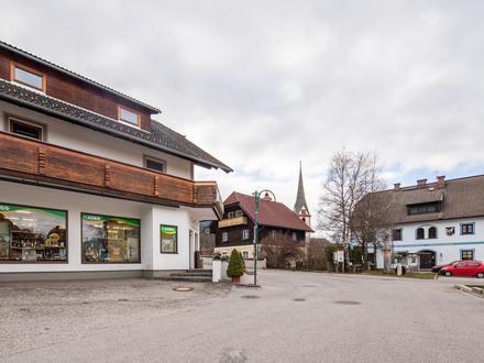 Geschäfts-, Büro-, oder Lokal-Fläche am Fuße des Skigebietes Aineck-Katschberg