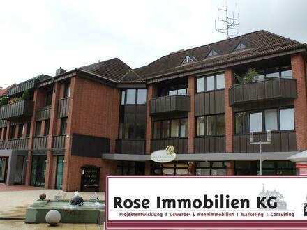 ROSE IMMOBILIEN KG: 2x Büro- und Praxisflächen in der Fußgängerstraße mit Parkplätzen!