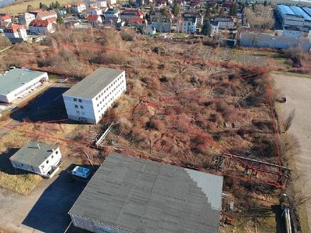 12.536 m² FREIFLÄCHE in Gewerbeareal zur MIETE