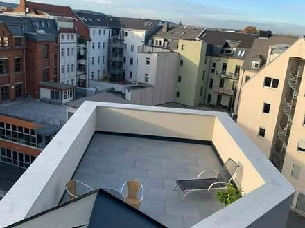Hochwertige Maisonettewohnung mit 45 m² Dachterrasse