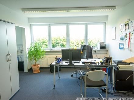 Flexibel nutzbare Büro oder Praxisräume im Gewerbegebiet