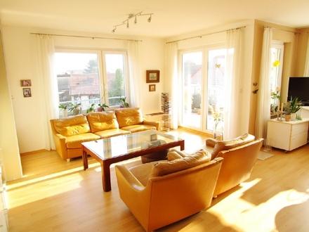 """""""Gut geschnittene Wohnung mit großem Balkon in Sersheim"""""""
