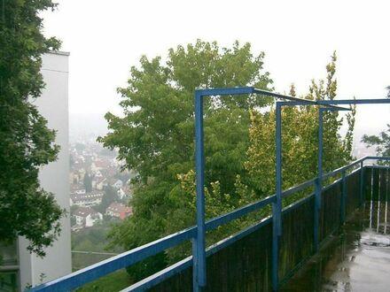 Gemütliche und ruhige 2-Zimmer-Wohnung mit Balkon und Blick ins Grüne in Stuttgart-Killesberg