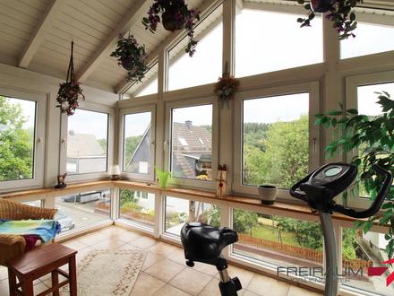 FREIRAUM4 +++ Großzügige 3,5 ZKB Wohnung mit Wintergarten und überdachter Terrasse!