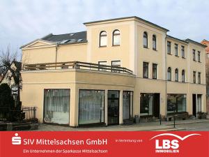 Attraktives Wohn- und Geschäftshaus in Burgstädt