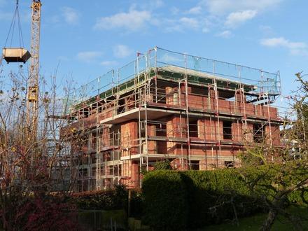 Fotos zum aktuellen Bautenstand