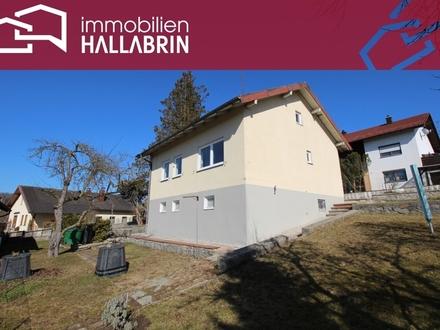 Einfamilienhaus mit Garage in Pfarrkirchen