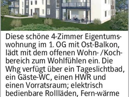 4-Zimmer Eigentumswohnung in Wolfsburg (38440) 125m²