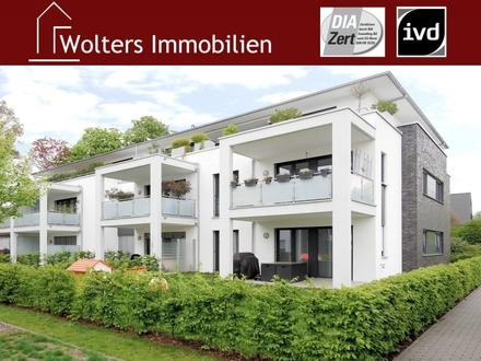 Moderne 4-Zimmer-Neubauwohnung mit Balkon!
