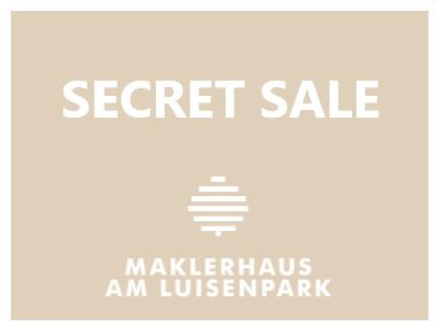 Kernsanierte Luxuswohnung mit ca.500m² Privatgarten in der feinen Oststadt direkt am Luisenpark