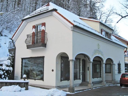 Isartaler Holzhaus mit nur zwei Parteien