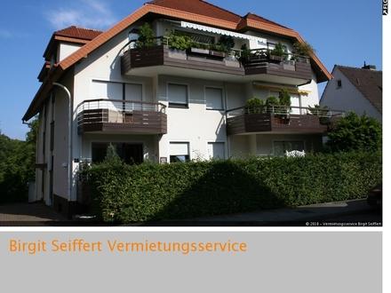 Schicke 2-Zimmer-Wohnung mit Einbauküche und großem Balkon in bester Wohnlage am Obernberg