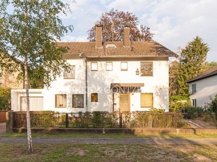 Einfamilienhaus in direkter Waldrandlage