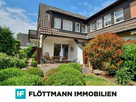 Charmante Doppelhaushälfte in ruhiger Wohnlage von Bad Salzuflen!