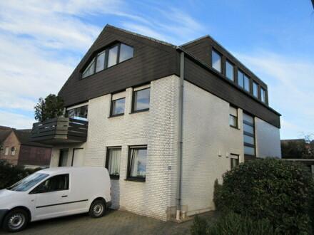 schicke, einzugsbereite, hochwertig ausgestattete Maisonettwohnung über 1. OG und DG in Hiltrup-Mitte.
