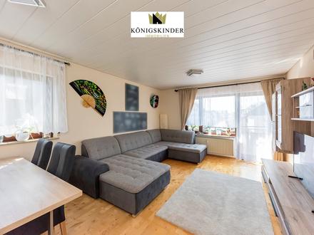 Schicke 3 Zimmer Wohnung mit EBK,Balkon und Stellplatz in gepflegter, ruhige Lage von BB- Dagersheim