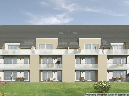 ++Neubauprojekt Altenstadt++ Große Maisonette-Wohnung mit Süd-Dachterrasse, Tiefgarage, uvm.