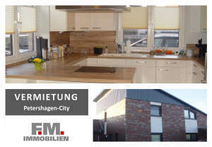 Neuwertige Doppelhaushälte in Petershagen-City