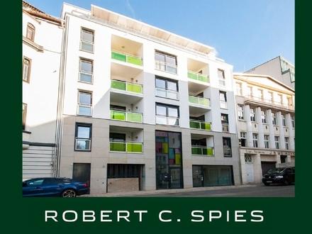 Citynah Wohnen mit Weserblick: Moderne 3-Zimmer-Wohnung mit Loggia & Balkon