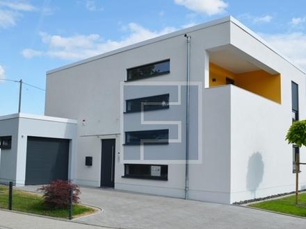 Hochwertiger Neubau EFH im Bauhausstil (Typ 145)