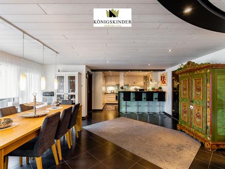 Tolle 3,5 Zimmer Erdgeschoss-Wohnung mit großem Gartenteil in Weilheim/Teck
