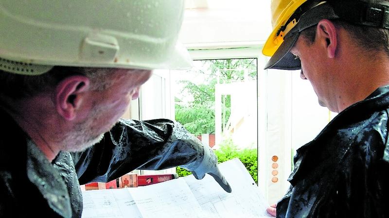 Bausachverständige wissen, worauf es bei der Bauausführung ankommt.