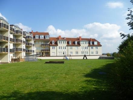 Innenstadtnahe 2-Zimmer-Wohnung in Bayreuth - Kreuz