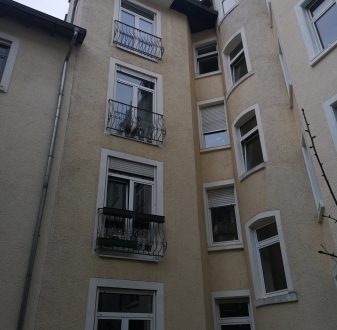 Schöne 4-Zimmer-Wohnung in beliebtem Martinsviertel.
