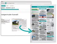Anleitung: Online-Print Kombi-Angebot buchen