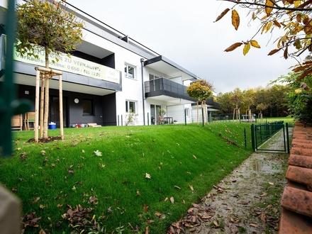 OBERNDORF I 2-Zimmer-Wohnung mit Balkon in grüner Nachbarschaft