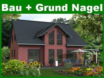 Projektiertes Einfamilienhaus - Musterbeispiel Nagel-Haus