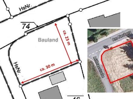 """Schöner Bauplatz im Neubaugebiet """"Am Römerhof"""" in Rockenhausen"""