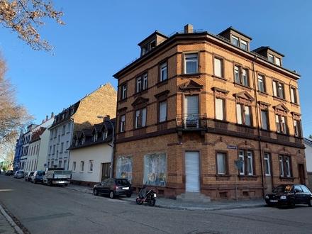 MA-Neckarau Gebäudekomplex mit Entwicklungspotential