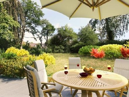 Neubau 4 Zi.-Whg. mit eigenem großen Garten in ruhiger Lage von Solln nahe der U3