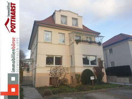Sonnige Erdgeschosswohnung mit Terrasse u. Garten in Kurparknähe!