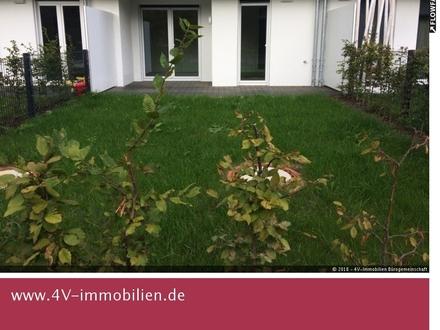 * Erstbezug: Exklusives 1-Zi.-Appartement mit Loggia, Terrasse & Garten in Neusäß *