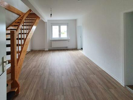 Renovierte Maisonette-Wohnung bietet viel Platz, für Ihre Familie!