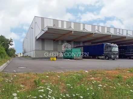 ANMIETUNG ÜBER GREIF & CONTZEN ++ Moderne Logistikliegenschaft an der A57