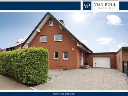 Charmantes Einfamilienhaus mit sonnigem Garten in Porta Westfalica - Veltheim
