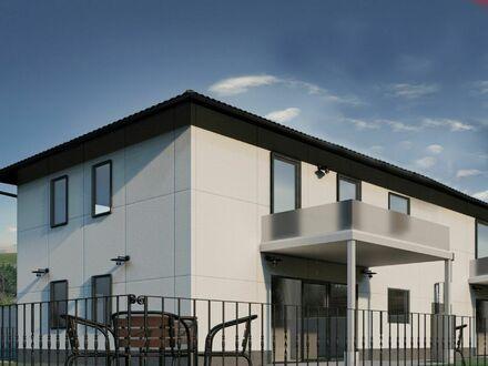 Aktion: 2 Großzügige Doppelhaushäfte 120m² mit Garten und Balkon in Kirchberg stehen noch zum Verkauf (10 km nach Matts…