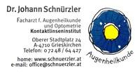 Dr. Johann Schnürzler