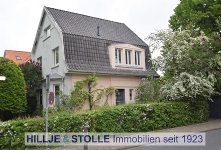 Von Architektenhand saniertes Stadthaus mit herrlichem Garten im Oldenburger Ehnernviertel!